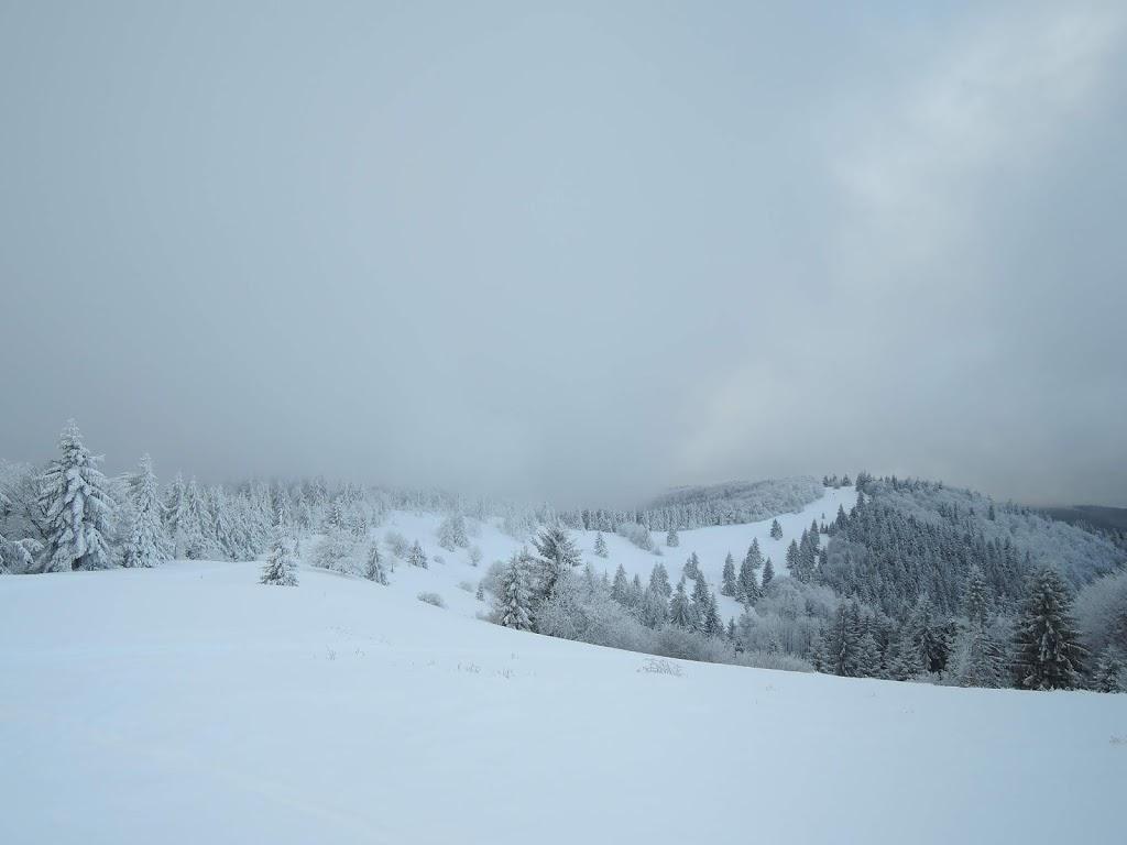 Nejkrásnější beskydská hřebenovka: Javorníky v zimě
