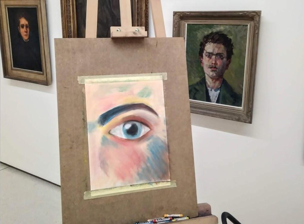 6týdenní kurz kreslení v Moravské galerii