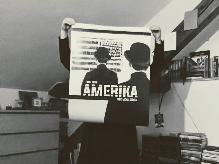 4 podoby Kafkovy Ameriky